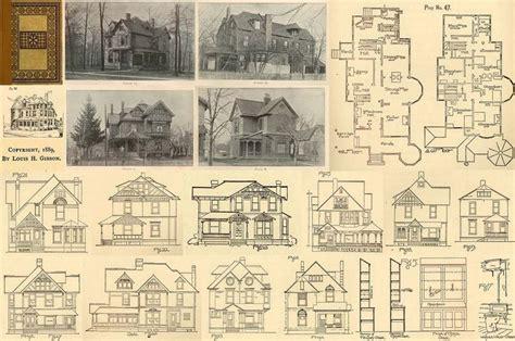 antique victorian houses architect house floor plans
