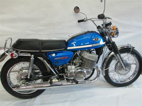 Suzuki T500 Parts by Restored Suzuki T500 Titan 1970 Photographs At Classic