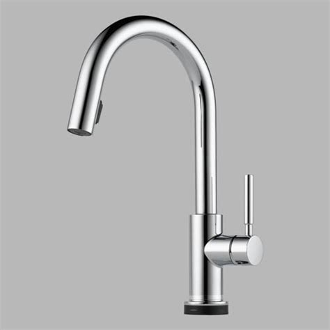 brizo solna kitchen faucet 64020 brizo solna pull down kitchen faucet 64020 focal