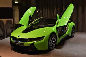 bmw i8 the hybrid supercar