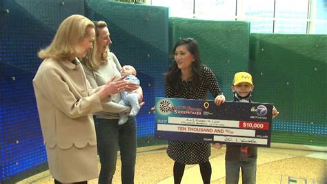 Windy City Live Sweepstakes - windy city live s ji suk yi presents wheel of fortune secret santa check to lurie