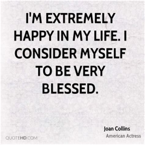 I Think Im In With Myself by Joan Collins Quotes Quotehd