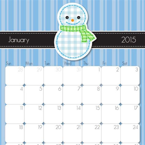 printable calendars archives imom