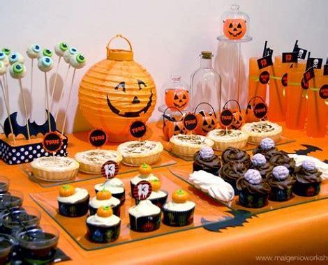 imagenes de fiestas de halloween infantiles una fiesta de halloween muy original