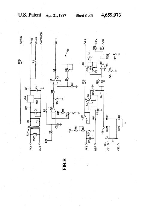field discharge resistor generator patent us4659973 brushless exciter for controlling excitation of a synchronous machine
