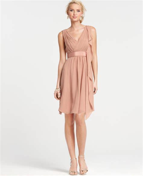 desain dress ann taylor loft dresses bridesmaid home desain 2018
