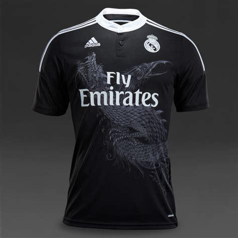 Jersey Real Madrid 3rd Supercopa De Espana fly emirates