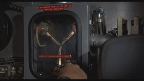 flux capacitor wow review back to the future fernby