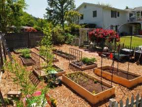 Vegetable Garden Landscaping Ideas Gardening Landscaping Backyard Vegetable Garden Ideas