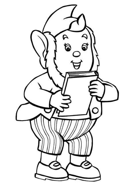 noddy coloring pages games noddy coloring pages