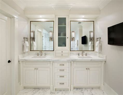 bathroom her cabinet allwood construction bathrooms console cabinet center