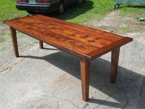 farm to table vermont handmade vermont reclaimed lumber farm table by spaulding