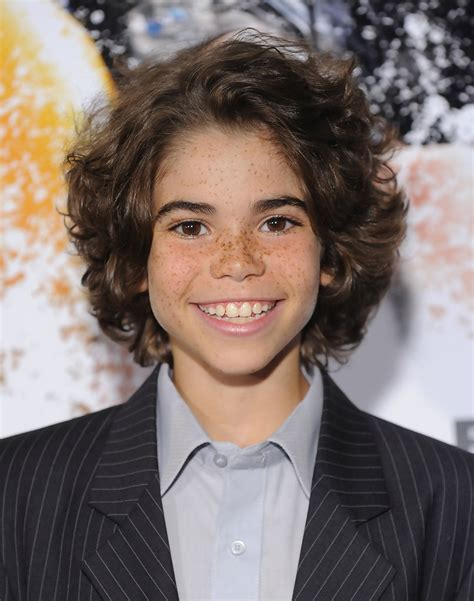 Cameron With by Cameron Boyce Photos Photos Quot Grown Ups Quot New York