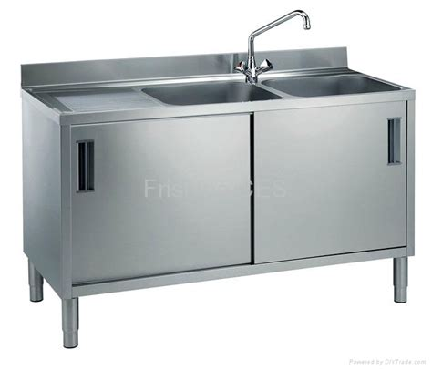 stainless steel sink cabinet sstsc 12