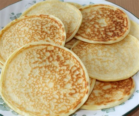 Cottage Cheese Pancakes by Vittles Cottage Cheese Pancakes With Orange Butter