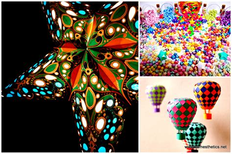 Decorative Paper Crafts - 40 ways to decorate your home with paper crafts