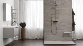 Ordinaire Robinetterie De Luxe Salle De Bains #3: salle-bains-douche-italienne-carrelage-aspect-pierre-naturelle-grise.jpg