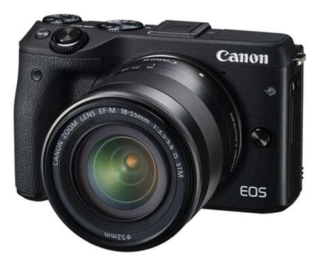 canon camera news 2018: new canon eos m3 mirrorless dslr