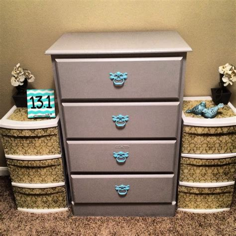 17 best ideas about decorate plastic drawers on