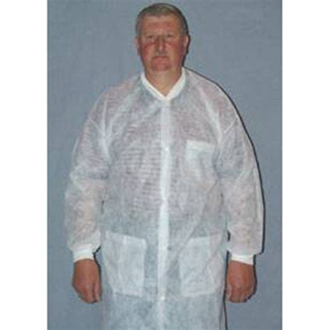 disposable coat mckesson disposable lab coats at healthykin
