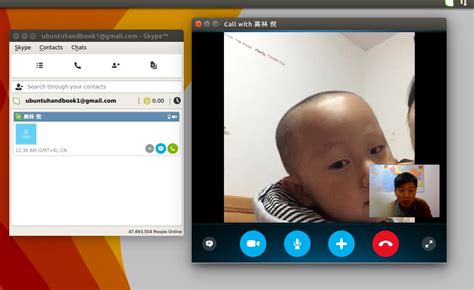 tutorial video call skype quick tip how to install skype 4 3 in ubuntu 15 10