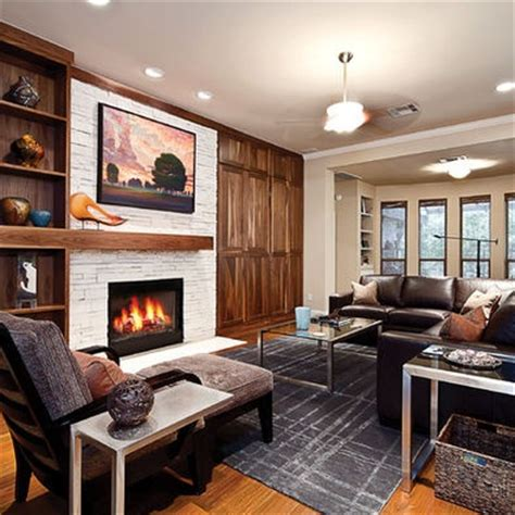 Asymmetrical Fireplace by Fireplace Asymmetrical Mantel Fireplaces