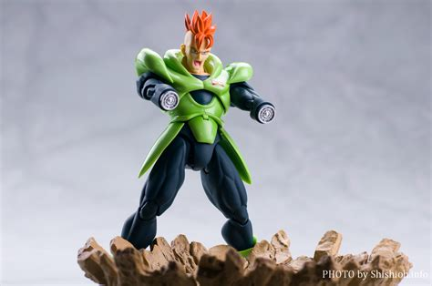 Shf Android No 16 android 16 s h figuarts figures toys gashapons collectibles forum