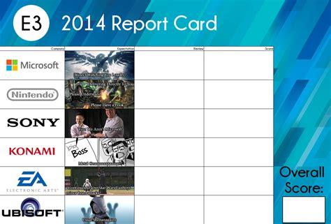 e3 bingo card template the unofficial e3 2014 news speculation and prediction