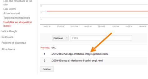 pagine mobili test di ottimizzazione per il mobile di search console per