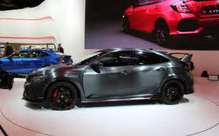 2017 honda civic type r similar to subaru wrx opptrends
