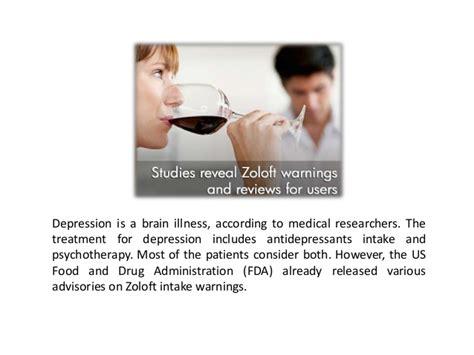 Zoloft Detox by Zoloft Withdrawal Symptoms May Be Dangerous