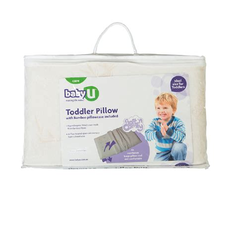 Baby U Pillow baby u toddler pillow pak products