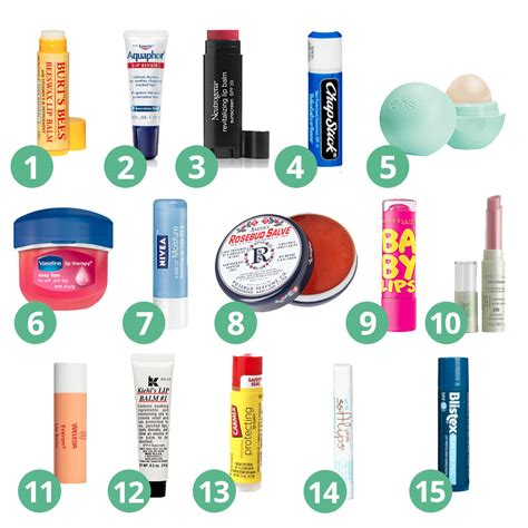 10 Best Lip Balms For Winter by Chapstick For Diydry Co