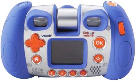 vtech kidizoom twist kids digital camera (blue) *new* for