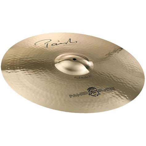 Bell Cymbal paiste signature reflector 22 quot bell quot the powerslave