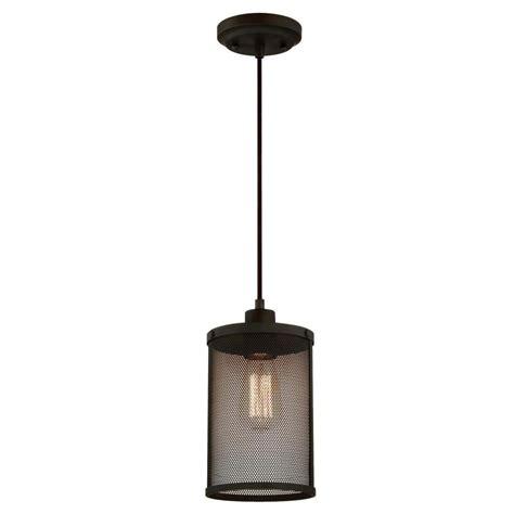 rubbed bronze pendant light westinghouse 1 light rubbed bronze adjustable mini