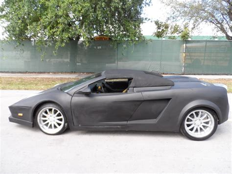 Lamborghini Replica Lamborghini Gallardo Replica Is Incredibly