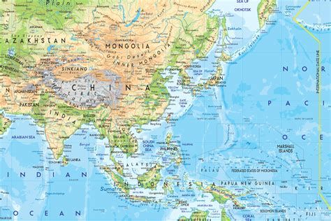 asie map asian access downloads maps