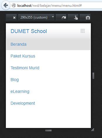 membuat menu wordpress responsive membuat menu menjadi responsive