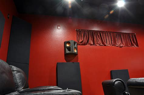 mounting rs 62ii s with wires home theater