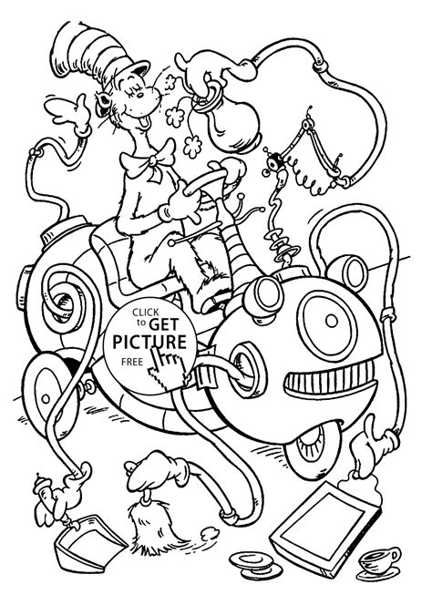 free printable coloring pages dr seuss free dr seuss coloring pages printable coloring home