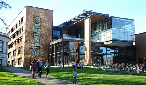 Mba Schools In Seattle by Paccar Business School Contemporary Architecture