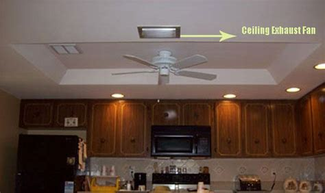 ceiling mounted kitchen extractor fan kitchen ceiling vent fans gallery