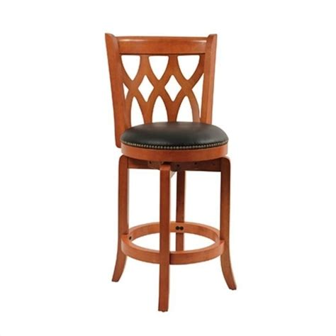 24 high bar stools gdemir me 24 quot counter swivel stool in es cherry 40224