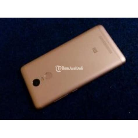 Hp Xiaomi Redmi Note 2 Second hp xiaomi redmi note 3 pro 16 gb second murah garansi tam