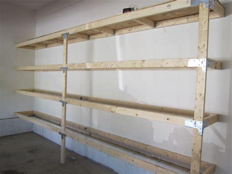 Garage Shelving Projects Garage Storage Zachevans