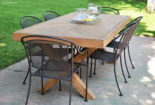 How To Build Bench Seating For Kitchen Outdoor Table With X Leg And Herringbone Top Free Plans
