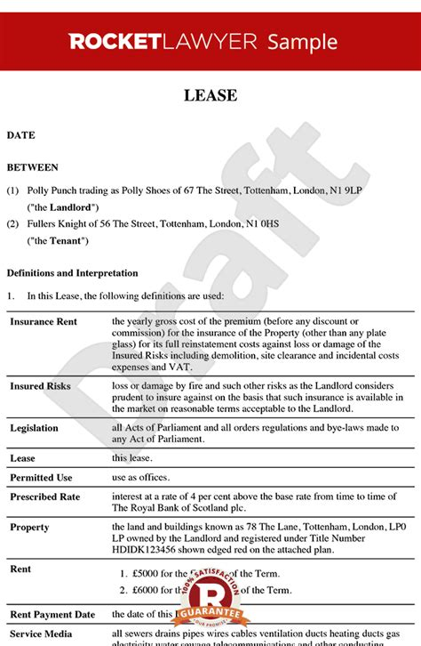 doc 8281064 free florida commercial lease agreement pdf
