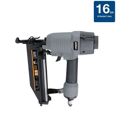 numax pneumatic 2 1 2 in x 16 nailer