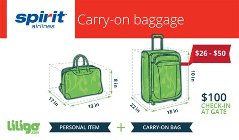 united check bag cost the low on spirit airline s baggage policies liligo